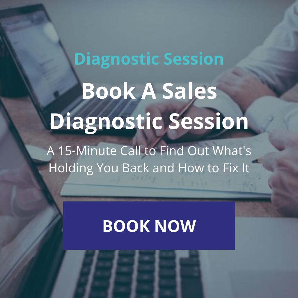 Sales Diagnostic Session